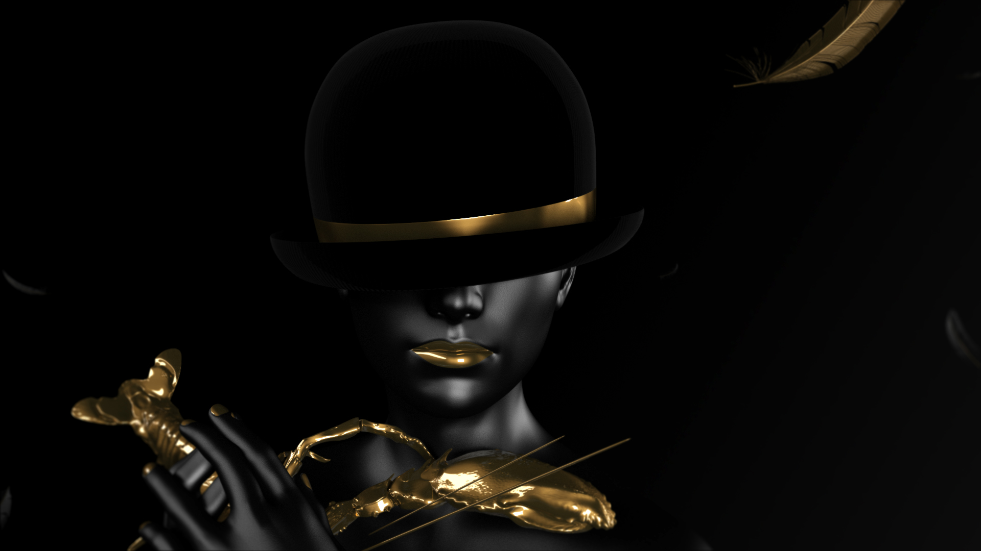 3d_frame_style_black_gold_cinema4d_art_direction_melo_motiongraphics_03